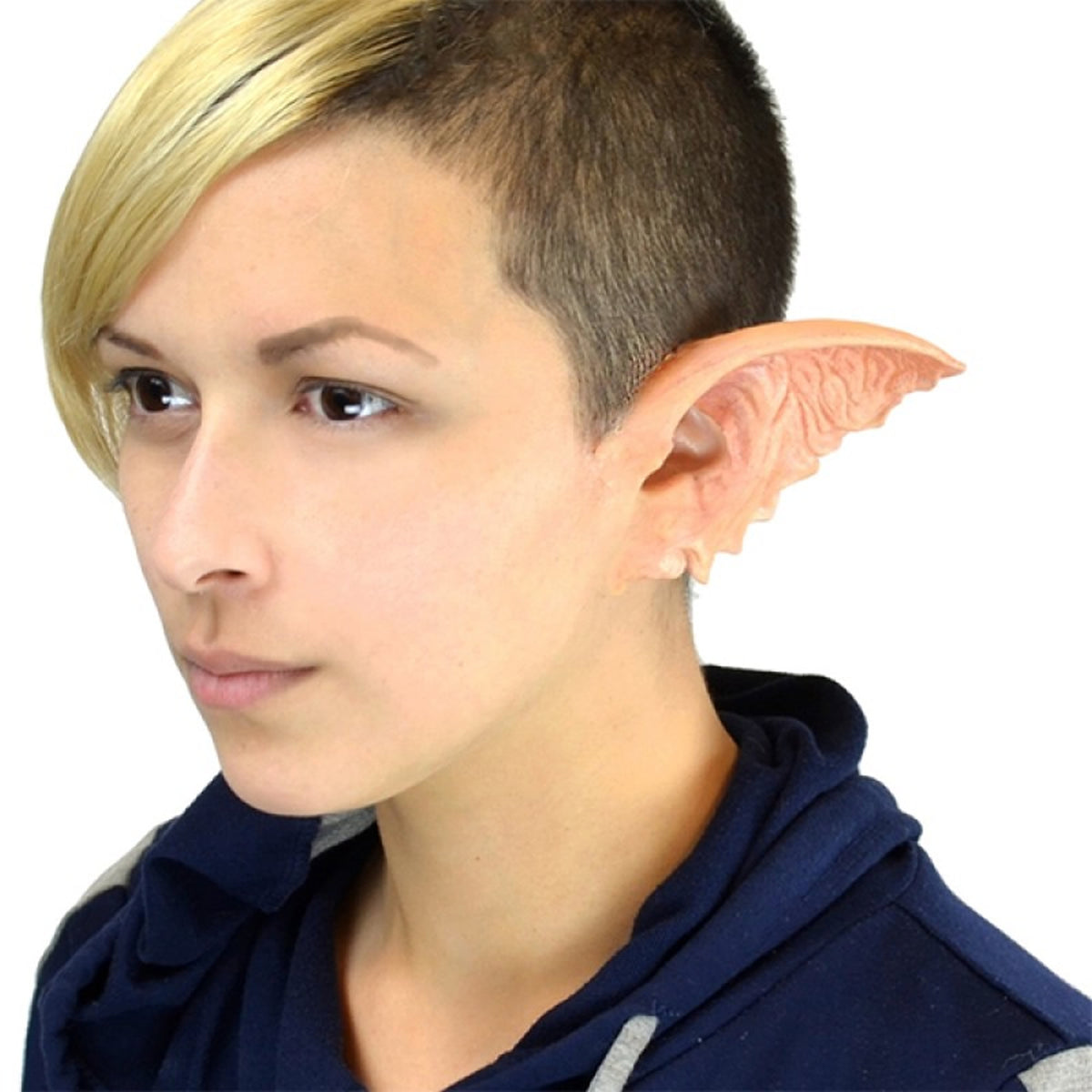 Woochie Latex Prosthetic Gremlin Ears - Red Carpet FX - Professional Makeup