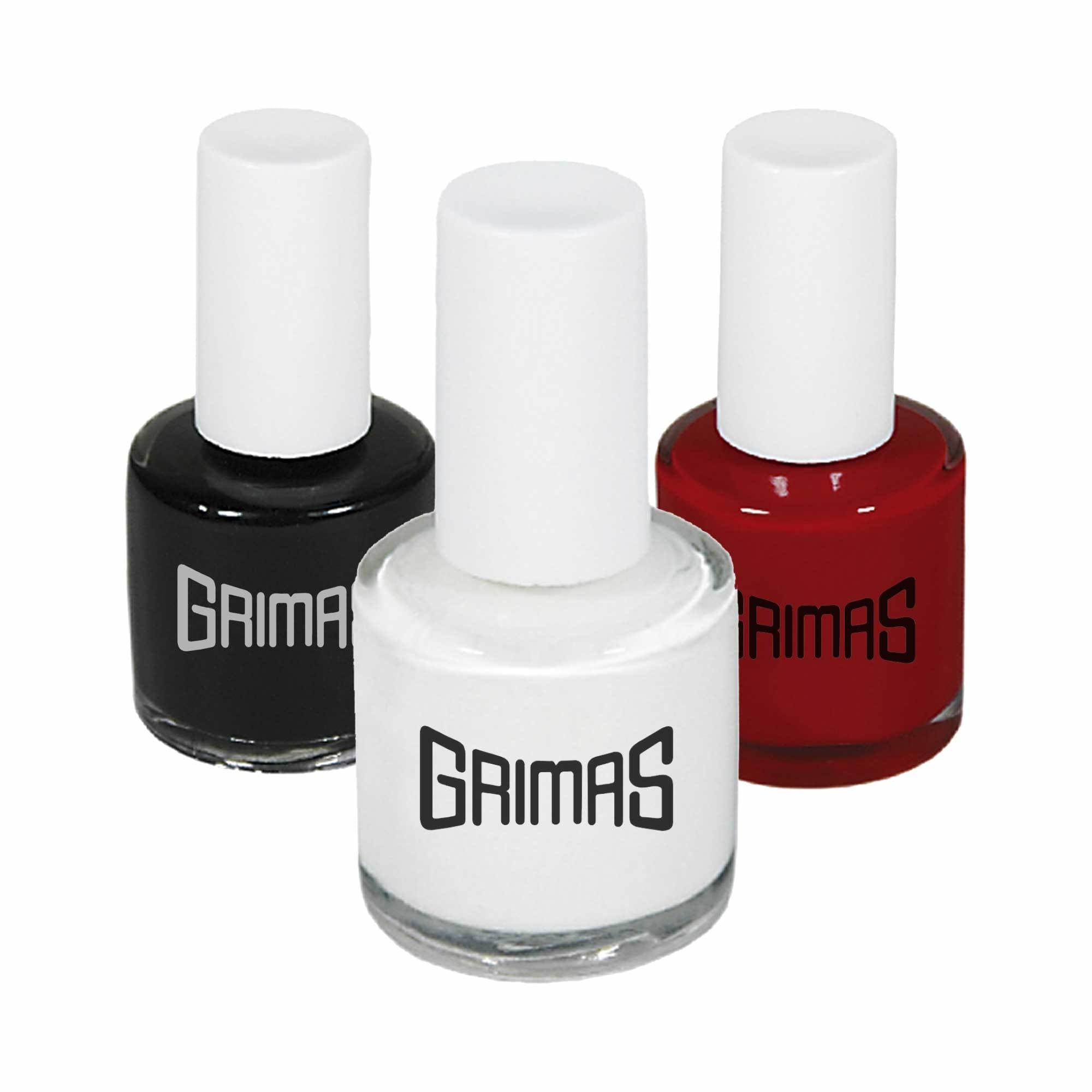 Grimas Tooth Enamel Paint - Red Carpet FX - Professional Makeup