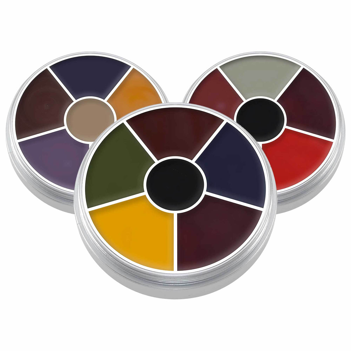 Kryolan SUPRACOLOR Cream Color Circle - Red Carpet FX - Professional Makeup