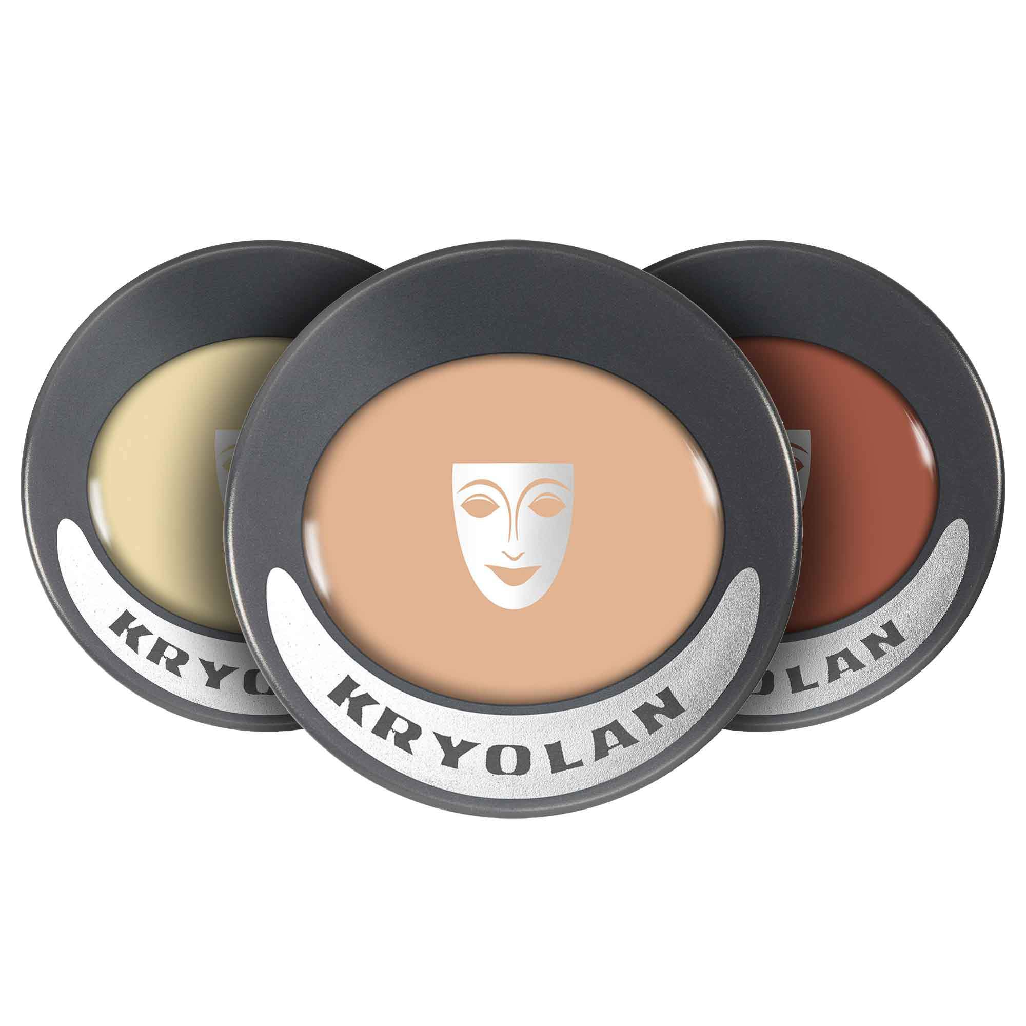 Kryolan Ultra Foundation - Red Carpet FX - Professional Makeup