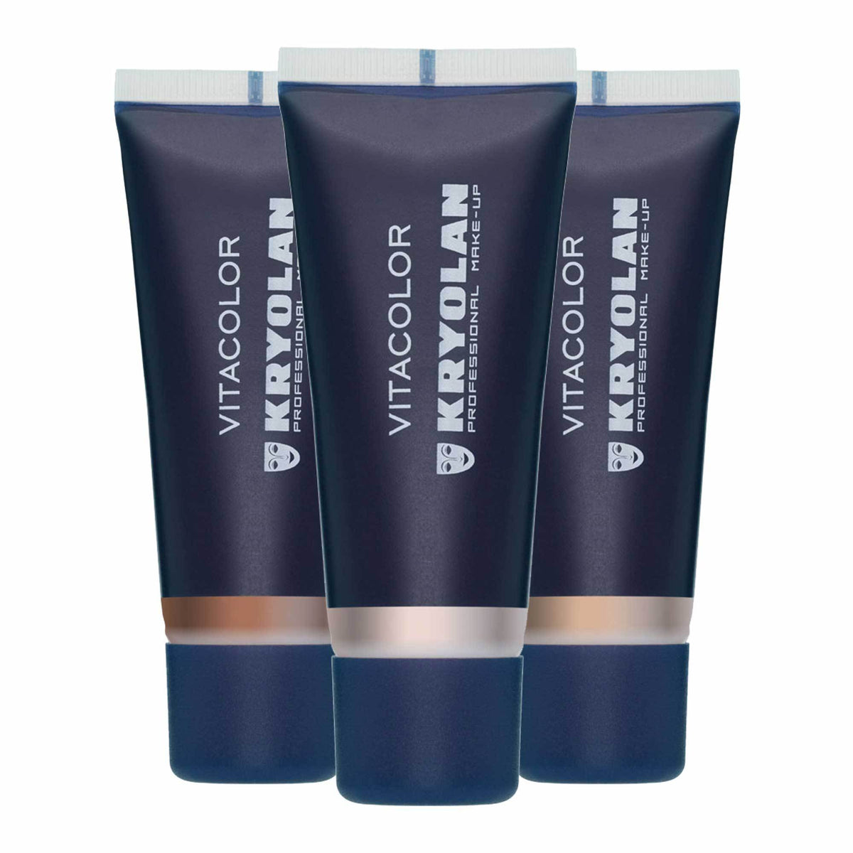 Kryolan Vitacolor - Liquid Cream Foundation