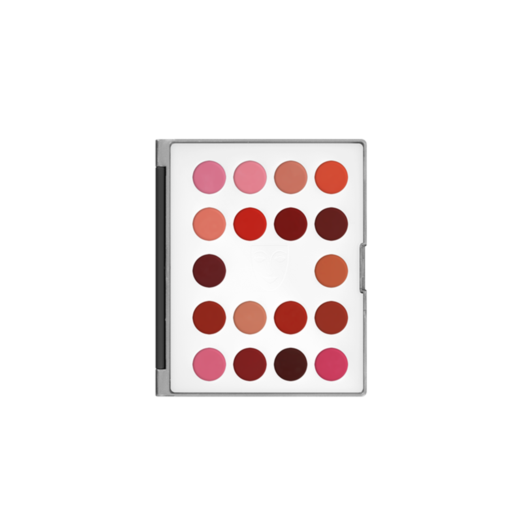 Kryolan Lip Rouge 18 Colour Mini Palette - LC - Red Carpet FX - Professional Makeup