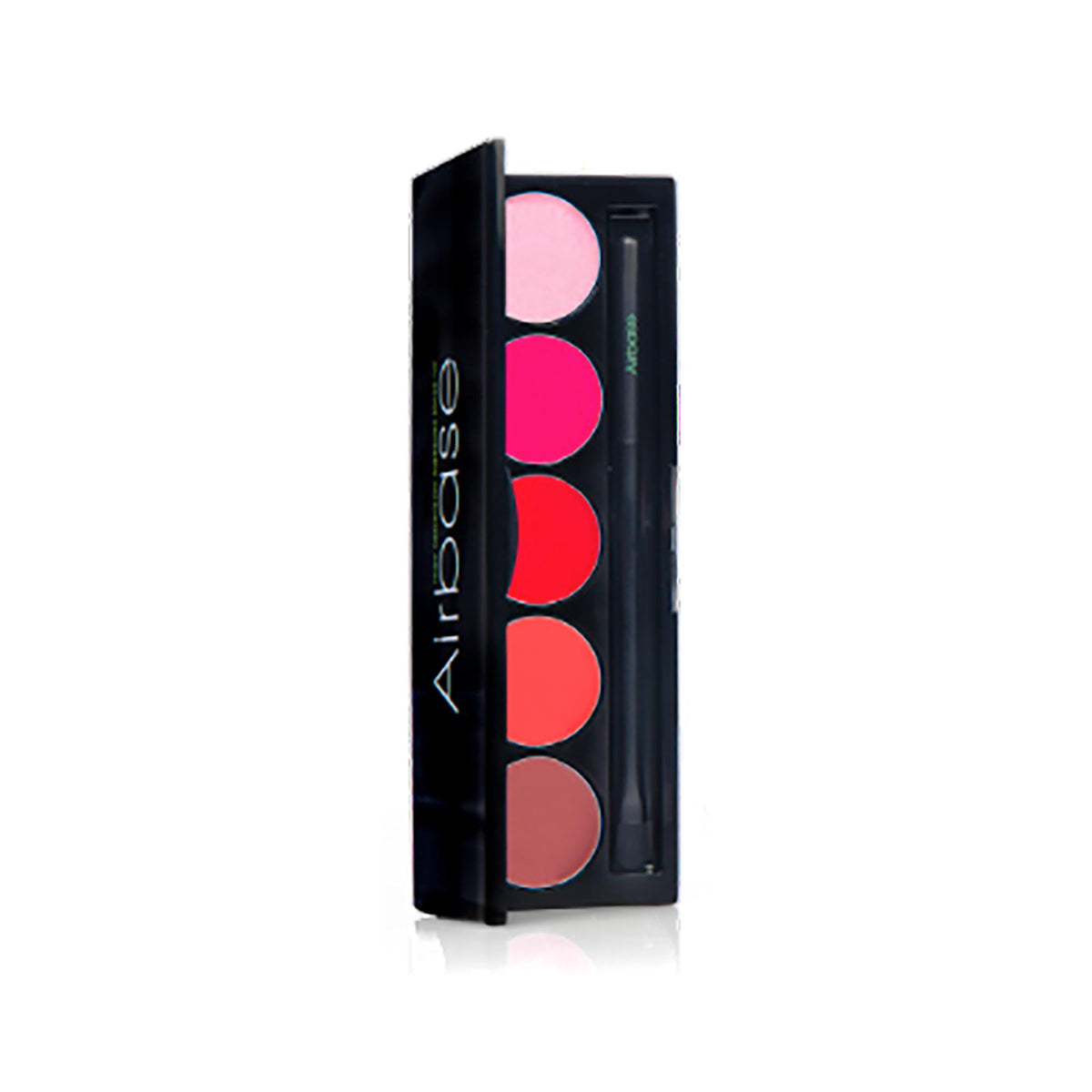 Airbase Lip Gloss 5 Colour Palette