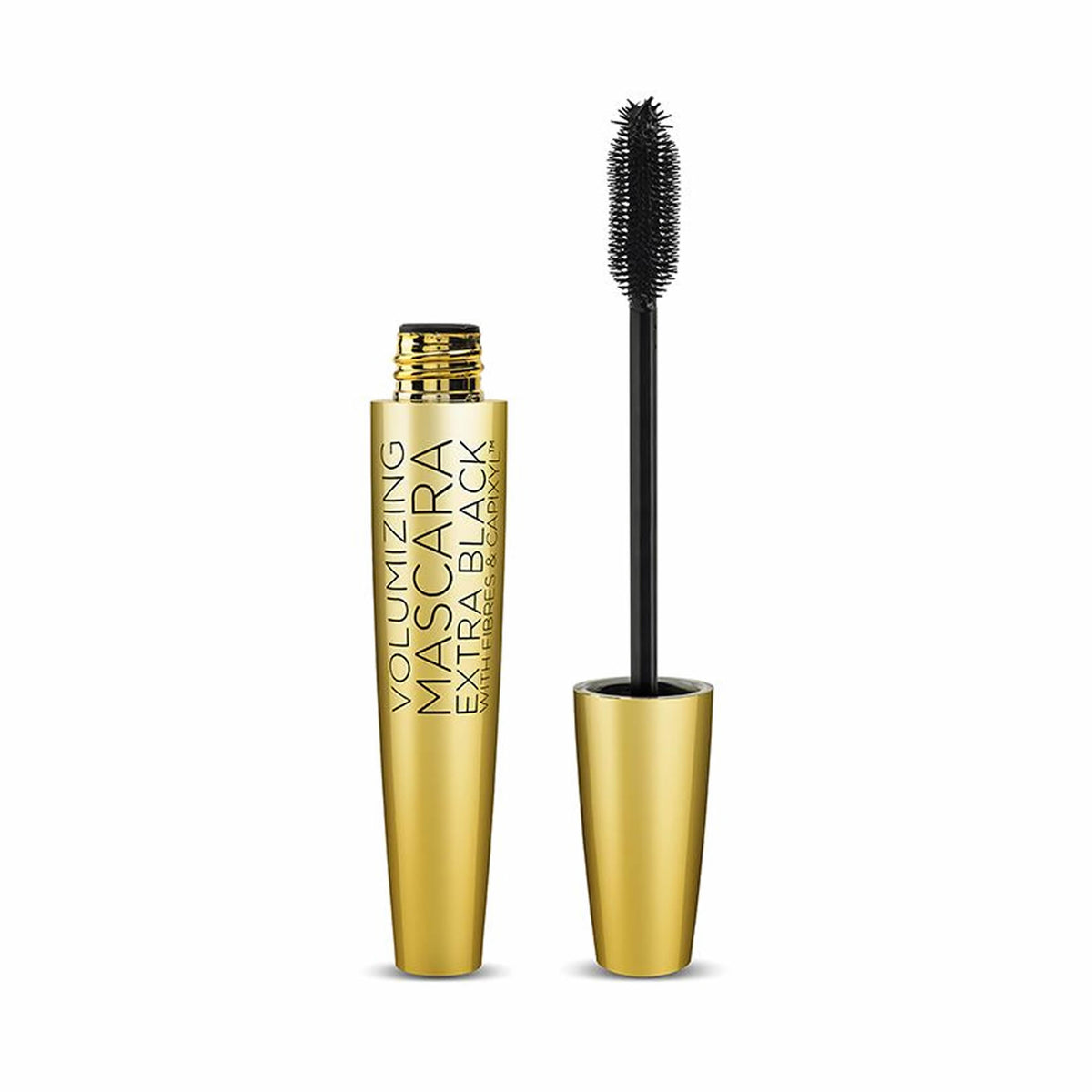 Stargazer Volumizing Black Mascara (With Fibres & Capixyl)