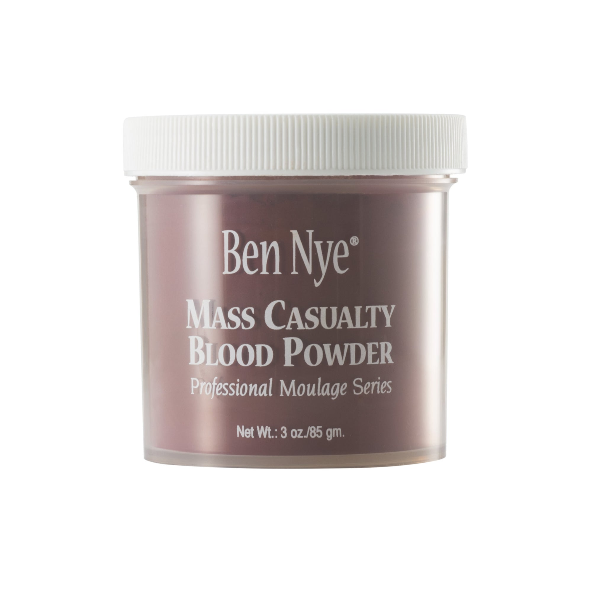 Ben Nye Mass Casualty Blood Powder - Red Carpet FX - Professional Makeup