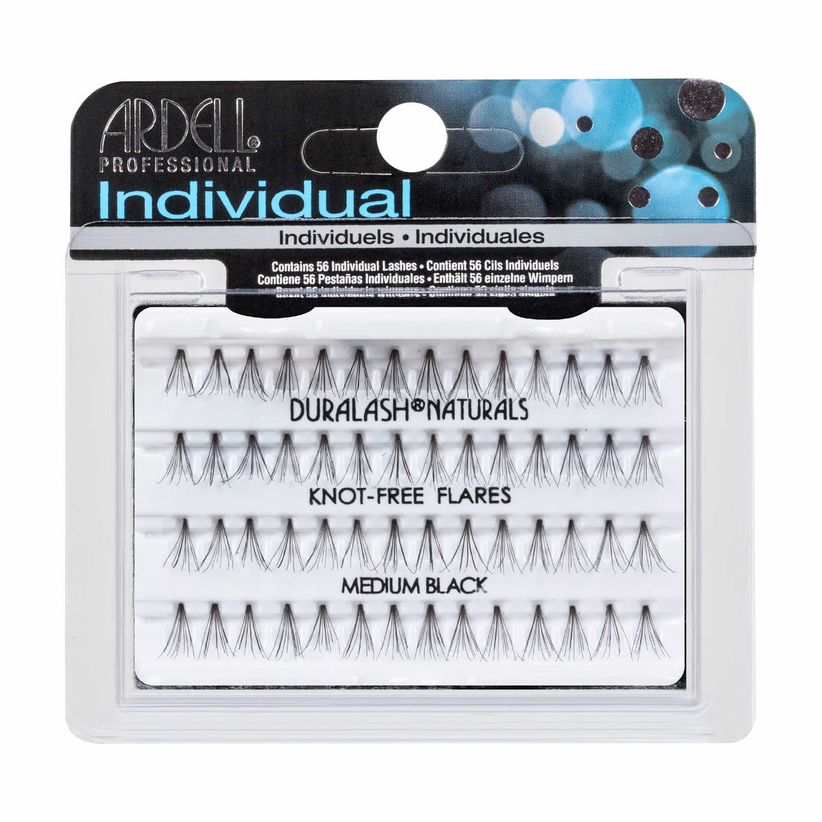 Ardell Knot-Free Individual Lashes - Medium