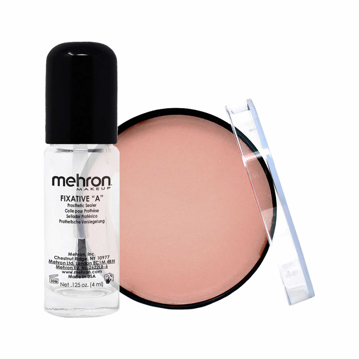 Mehron Extra Flesh Putty Wax With Fixative A
