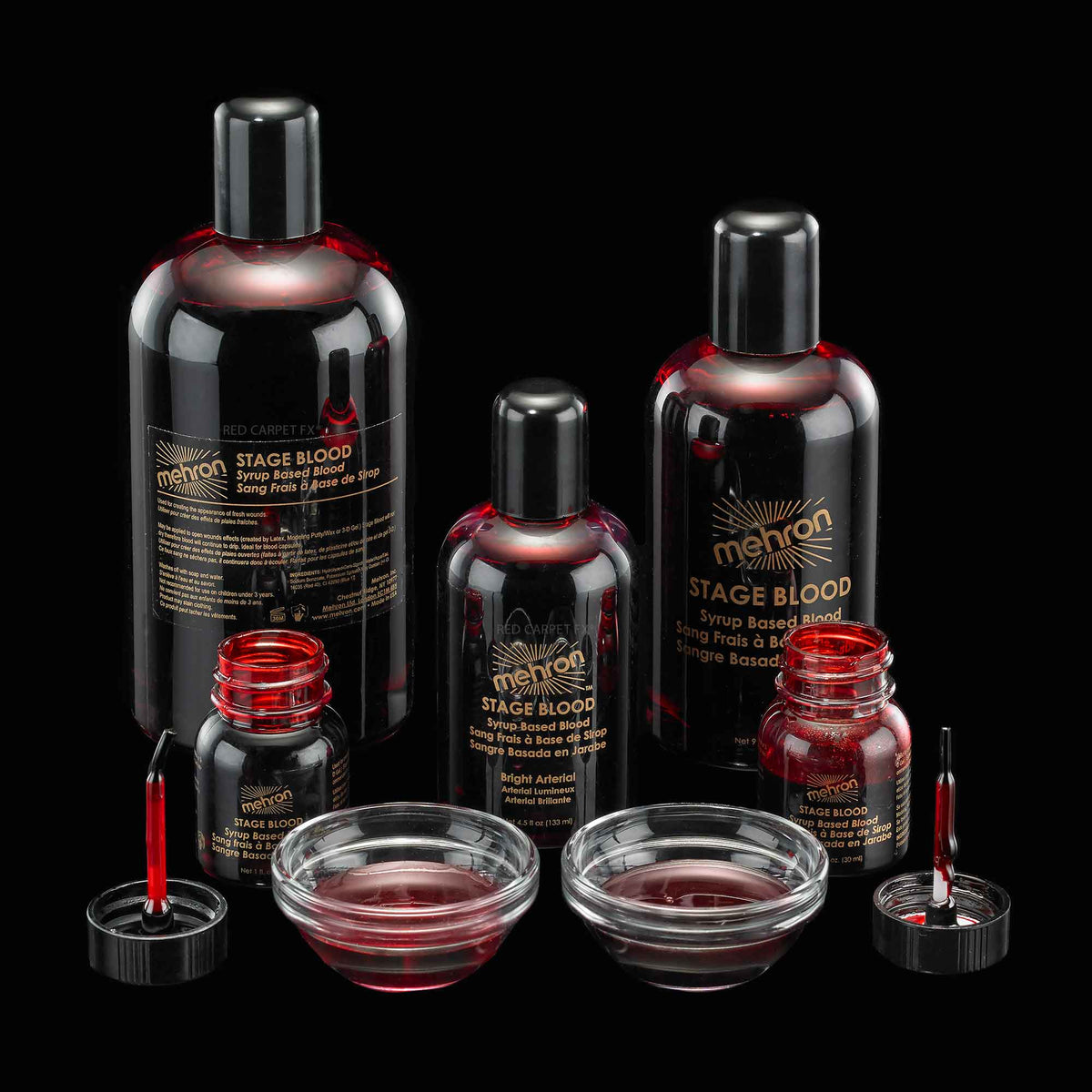 Mehron Stage Blood - Professional Fake Blood