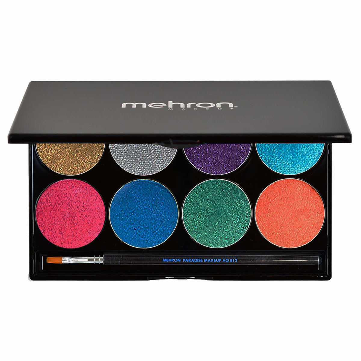 Mehron Paradise AQ Face & Body Paint Palette - Brilliant
