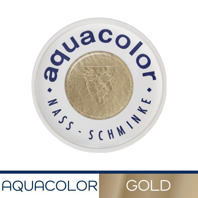 Kryolan AQUACOLOR Metallic - Water Based Face & Body Paint