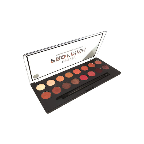 Technic Pro Finish Molten Lava Eyeshadow Palette
