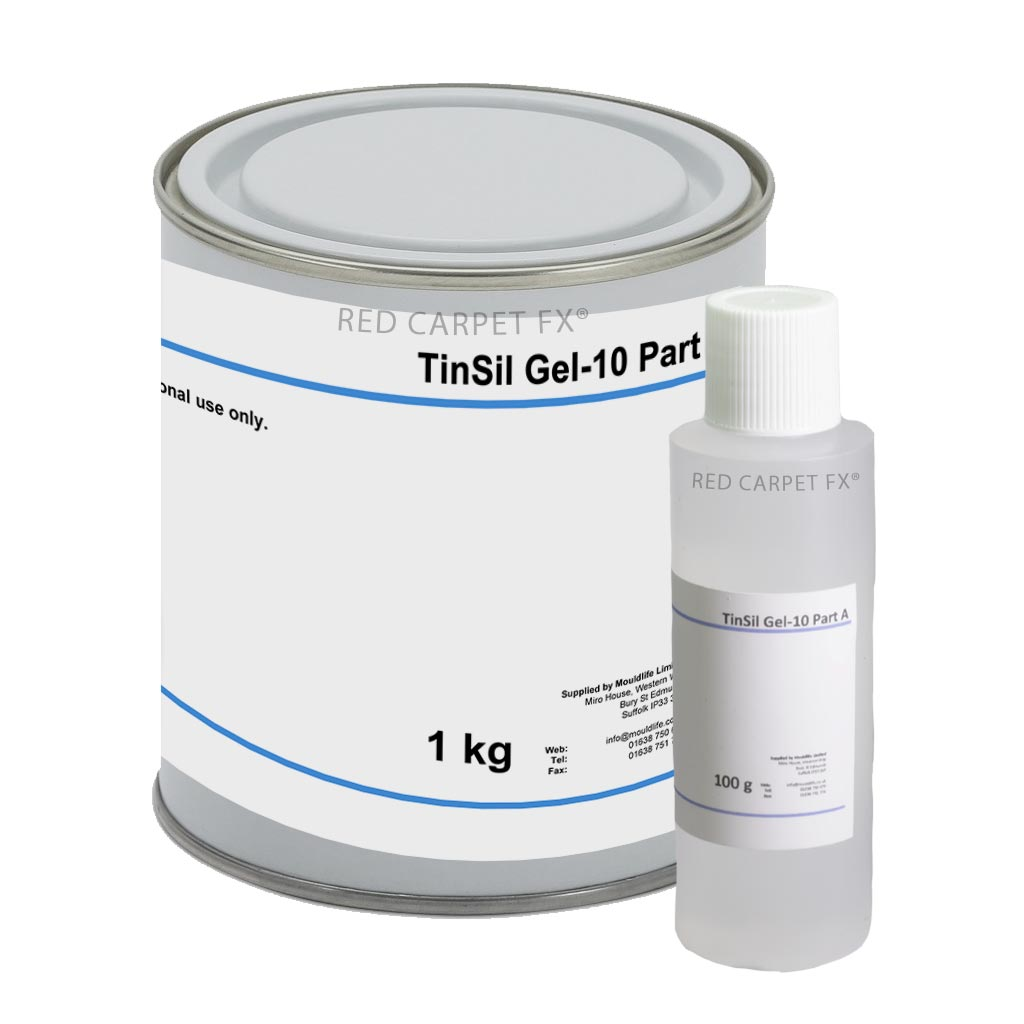 Mouldlife PS TinSil Gel-10 - Silicone Rubber
