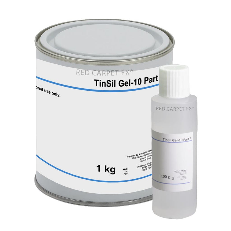 Mouldlife TinSil Gel-10 (Part A & B Set)