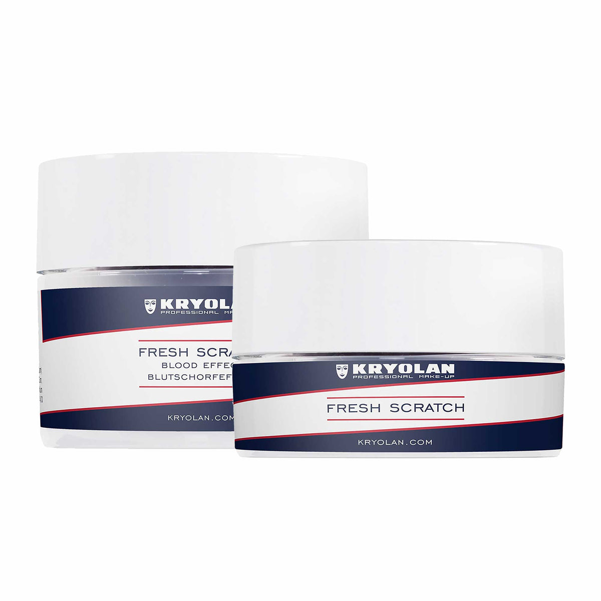 Kryolan Fresh Scratch Effect Drying Blood