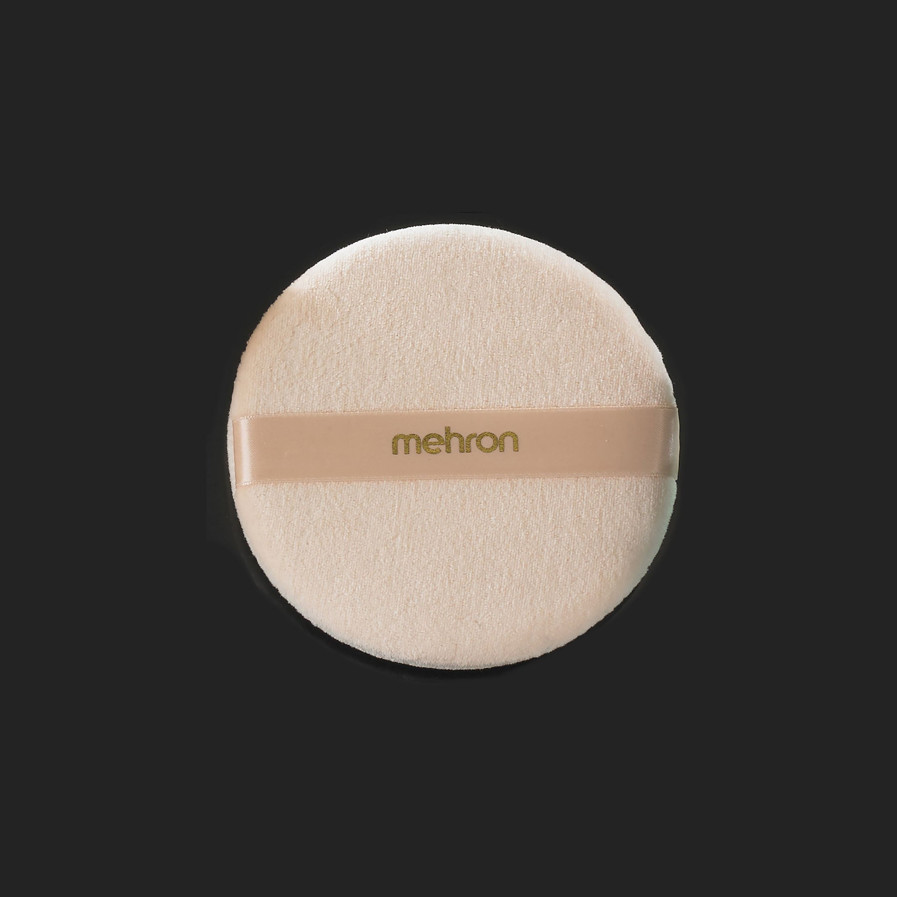 Mehron Large Powder Puff - Red Carpet FX - Professional Makeup