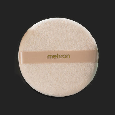 Mehron Extra Large Powder Puff