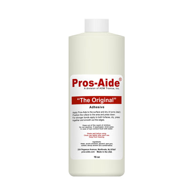 Pros-Aide® Original Medical Grade Adhesive - Red Carpet FX - 4