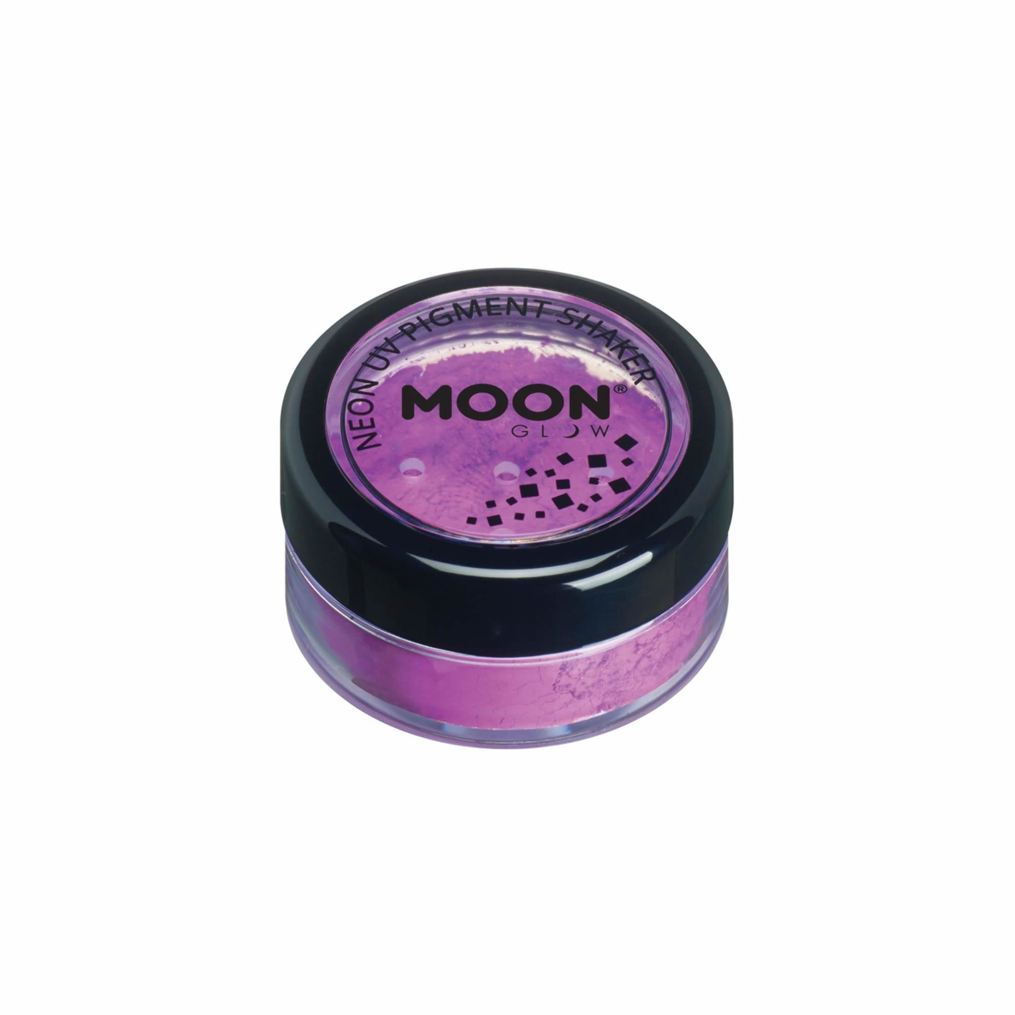 Moon Glow Intense Neon UV Pigment - Purple