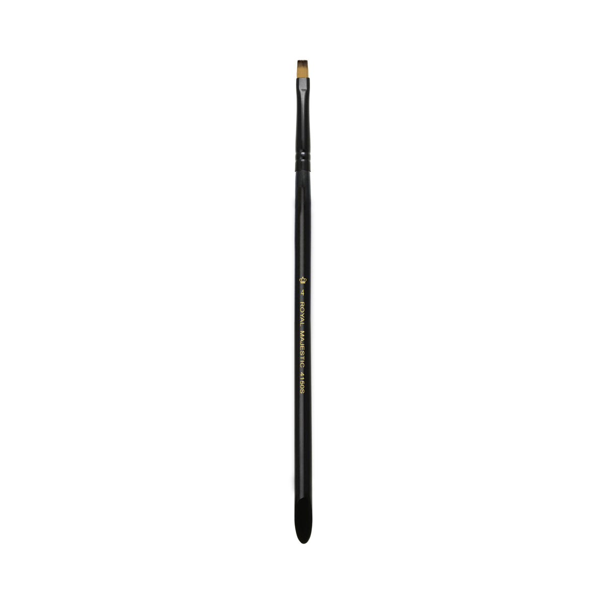 Royal & Langnickel Majestic Flat S4 Brush - Red Carpet FX - Professional Makeup