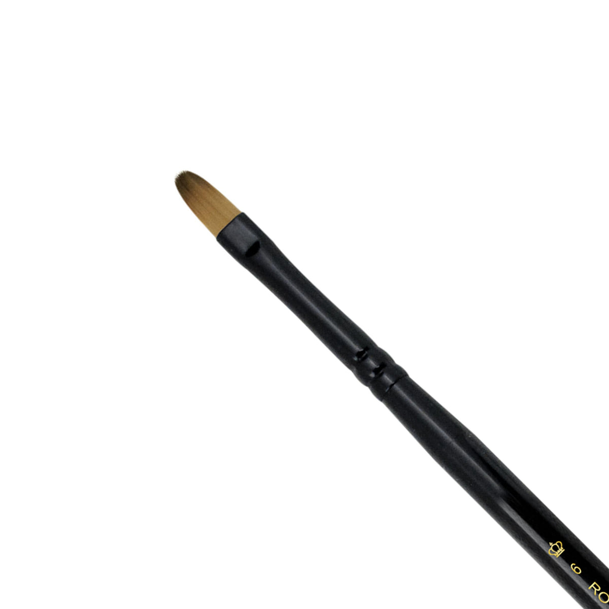 Royal & Langnickel Majestic Filbert S6 Brush - Red Carpet FX - Professional Makeup