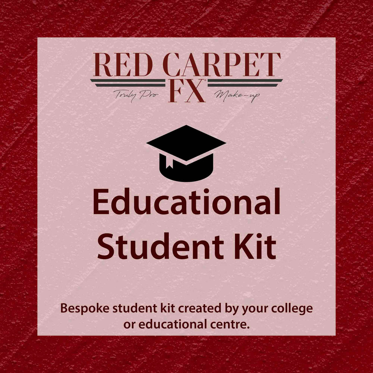 HCSFX-20 - Student Educational College Kit