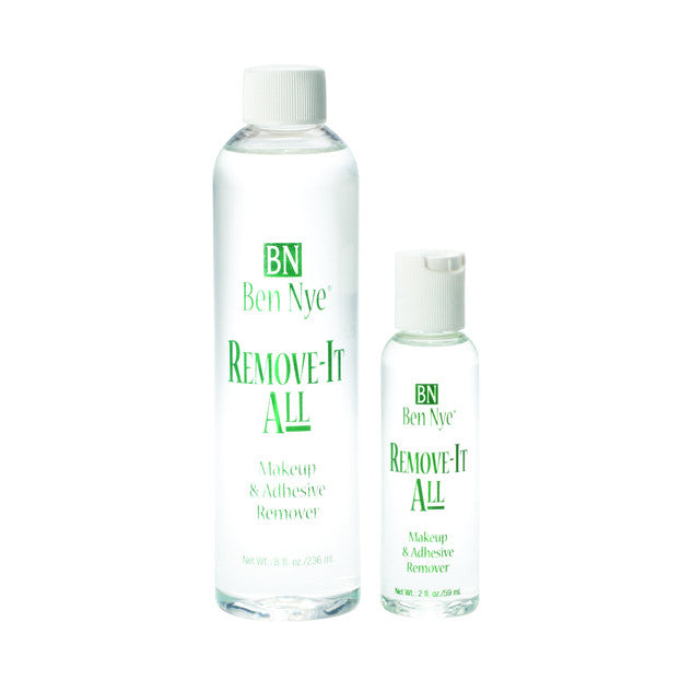 Ben Nye Remove-It All Makeup Remover - Red Carpet FX - Professional Makeup
