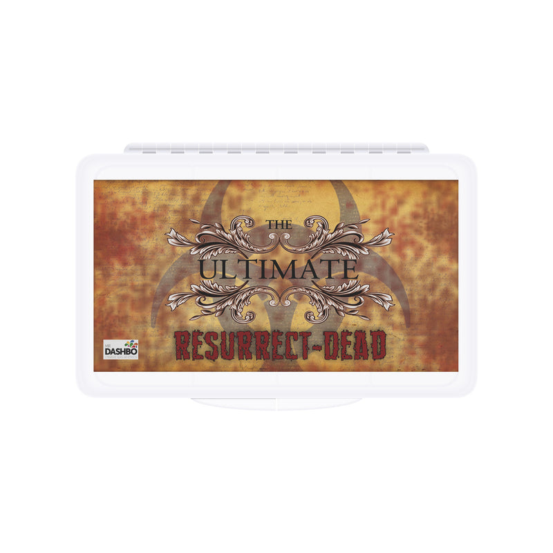 Dashbo The Ultimate 12 Colour Resurrect-Dead Palette - Red Carpet FX - Professional Makeup