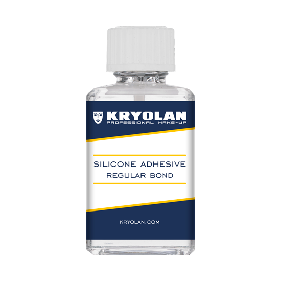 Kryolan Silicone Adhesive - Regular Bond