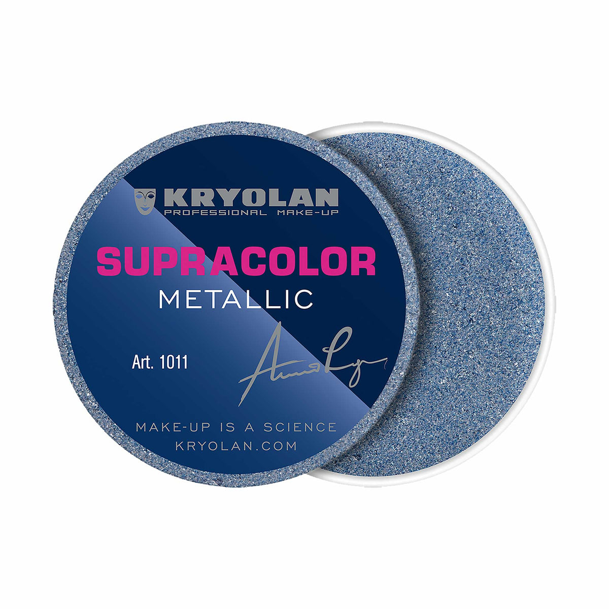 Kryolan SUPRACOLOR Metallic - Face & Body Grease Paint