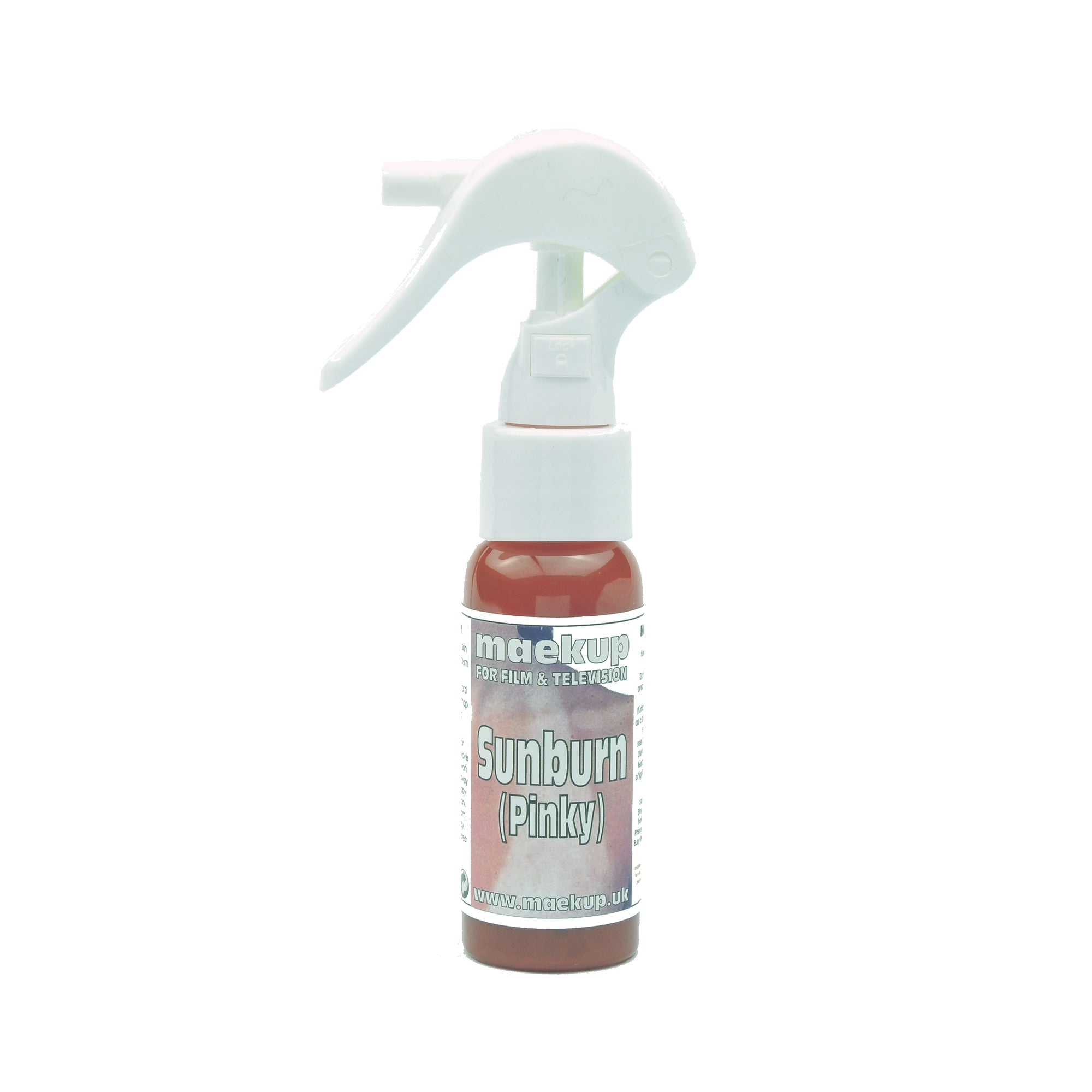 Maekup Sunburn Simulation Spray - Pinky