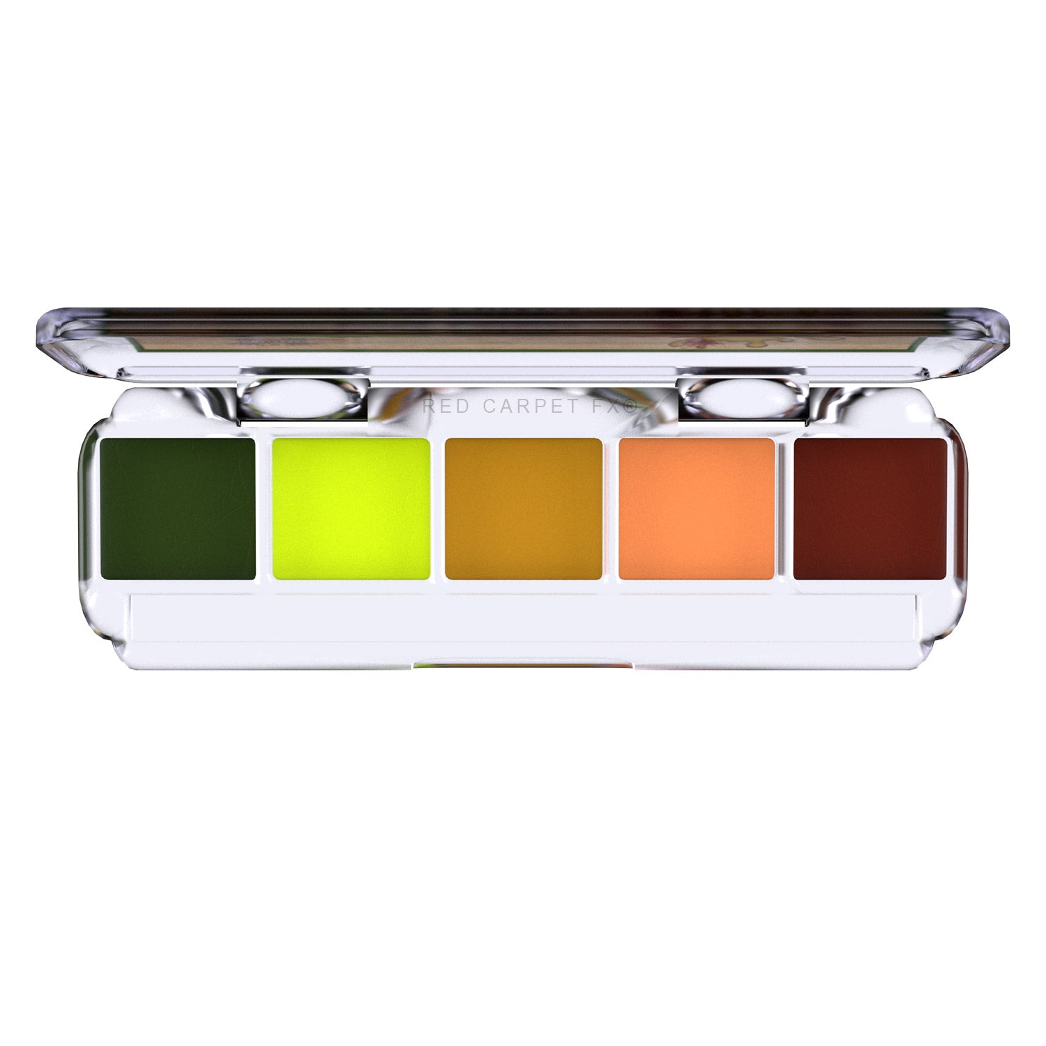 Dashbo Ultimate Special Edition 5 Colour Palette - Susan's Boil - Red Carpet FX - Professional Makeup