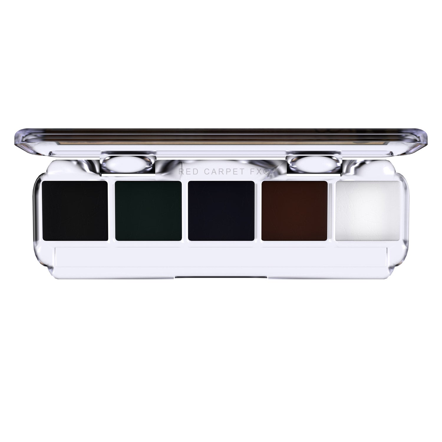 Dashbo Ultimate Special Edition 5 Colour Palette - The Cheshire Tatt - Red Carpet FX - Professional Makeup