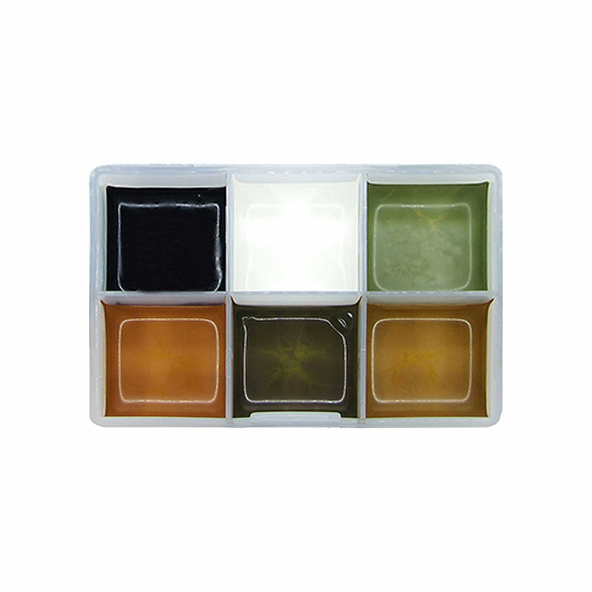 Ripper FX Alcohol Pocket Mini Palette - Tooth #1