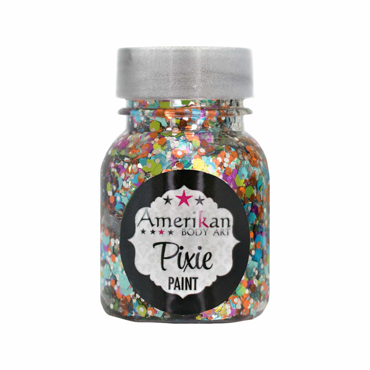 Amerikan Body Art Pixie Paint Glitter Gel