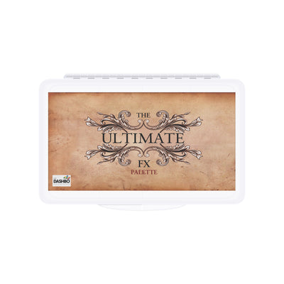 Dashbo The Ultimate 12 Colour FX Palette - Red Carpet FX - Professional Makeup