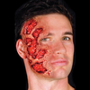 Woochie Latex Prosthetic 3D Burn - Red Carpet FX - Professional Makeup