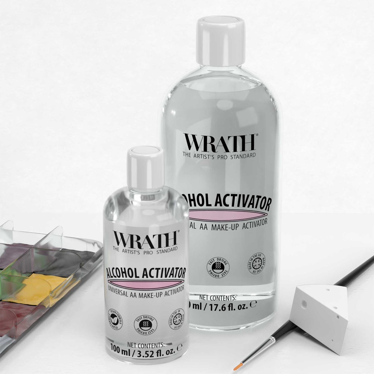 WRATH Alcohol Make-up Activator