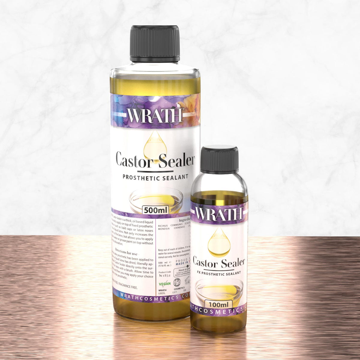 WRATH Castor Sealer Prosthetic Sealant