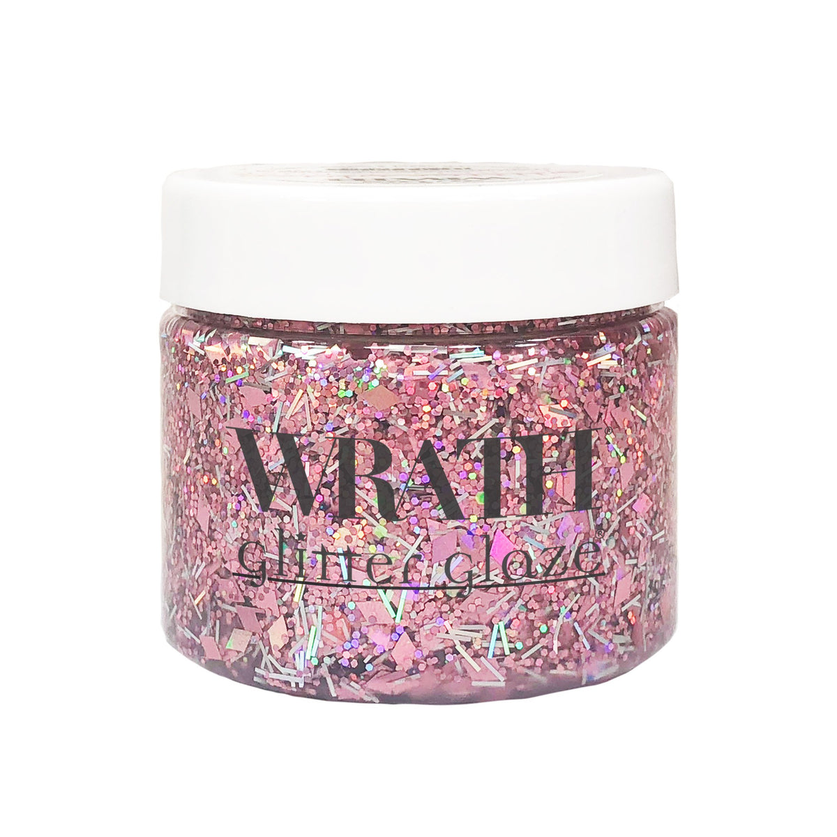 WRATH Glitter Glaze® - Glitter Gel Paint for Face, Body & Hair