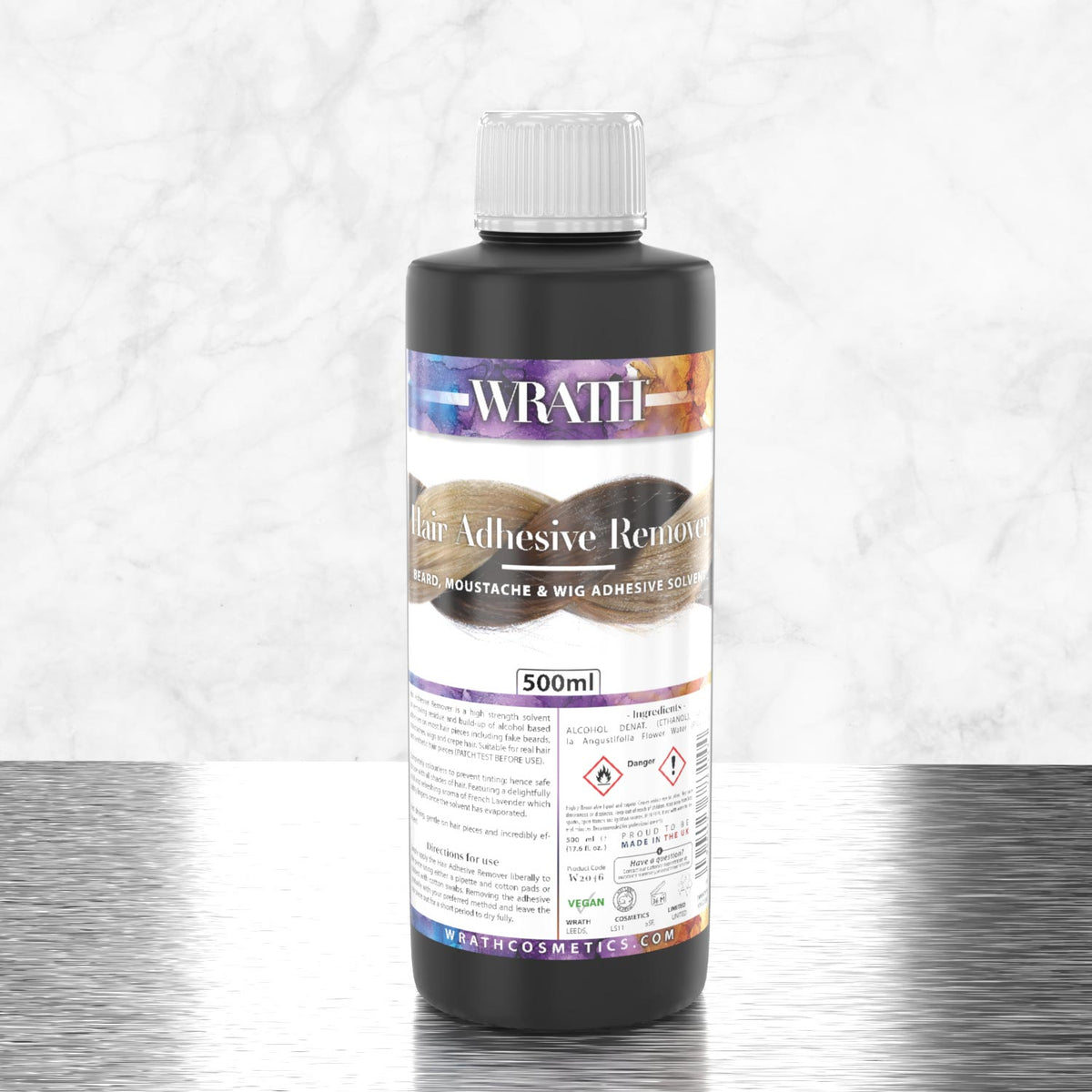 WRATH Hair Adhesive Remover (Postiche Cleanser)