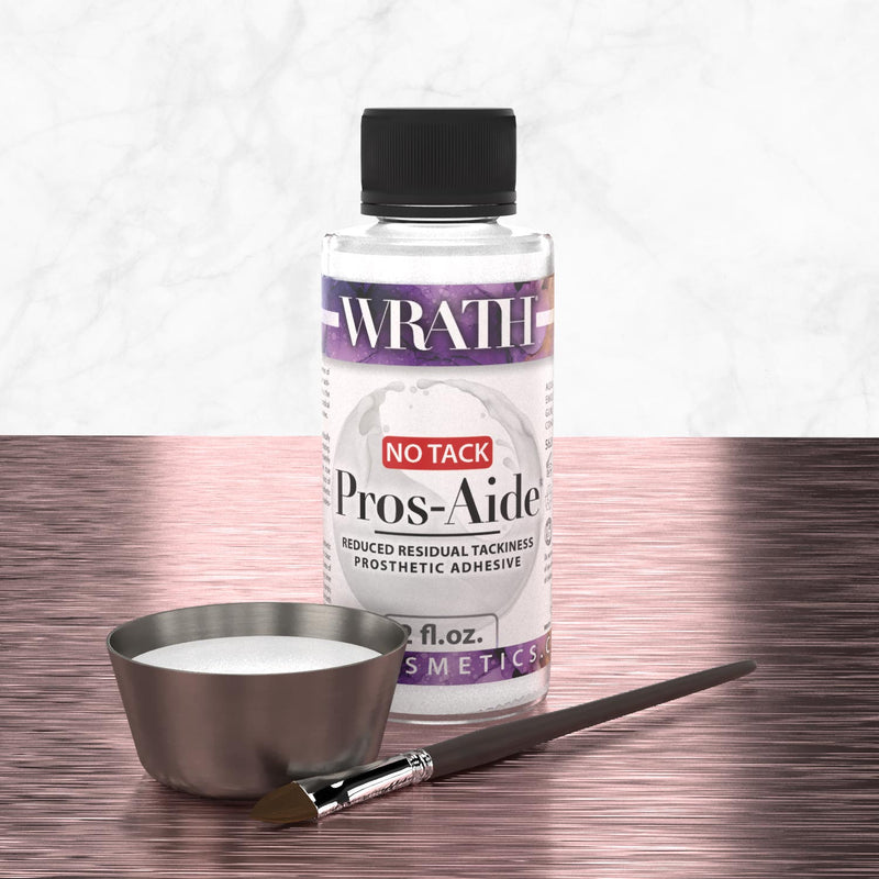 WRATH Pros-Aide® NO-TACK Prosthetic Adhesive