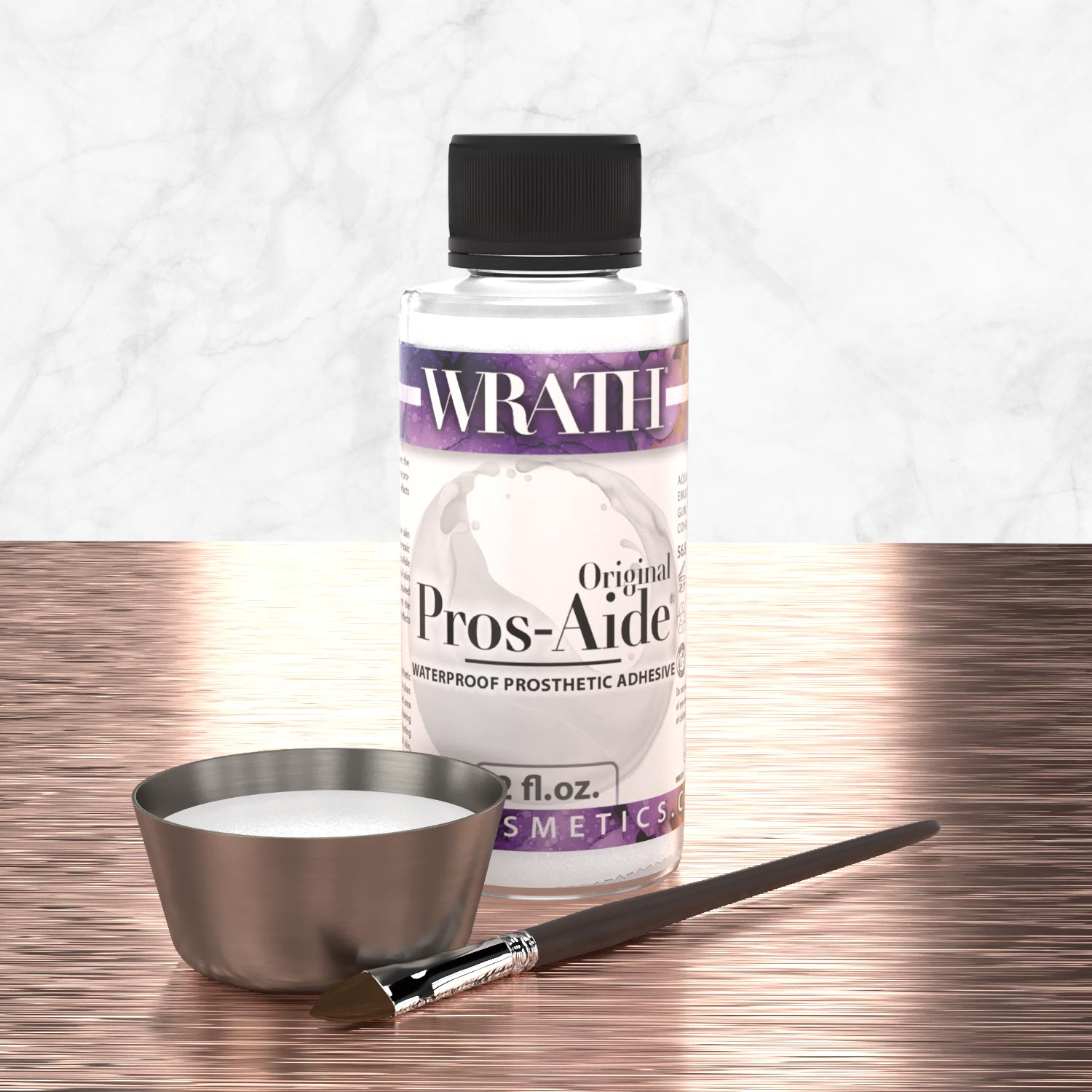 WRATH Pros-Aide® Original Prosthetic Adhesive