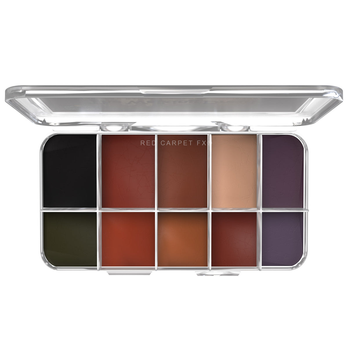 Dashbo The Ultimate Studio Palette - The Walking Dread - Red Carpet FX - Professional Makeup