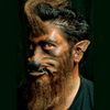 Woochie Latex Prosthetic Werewolf Ear Tips - Red Carpet FX - Professional Makeup