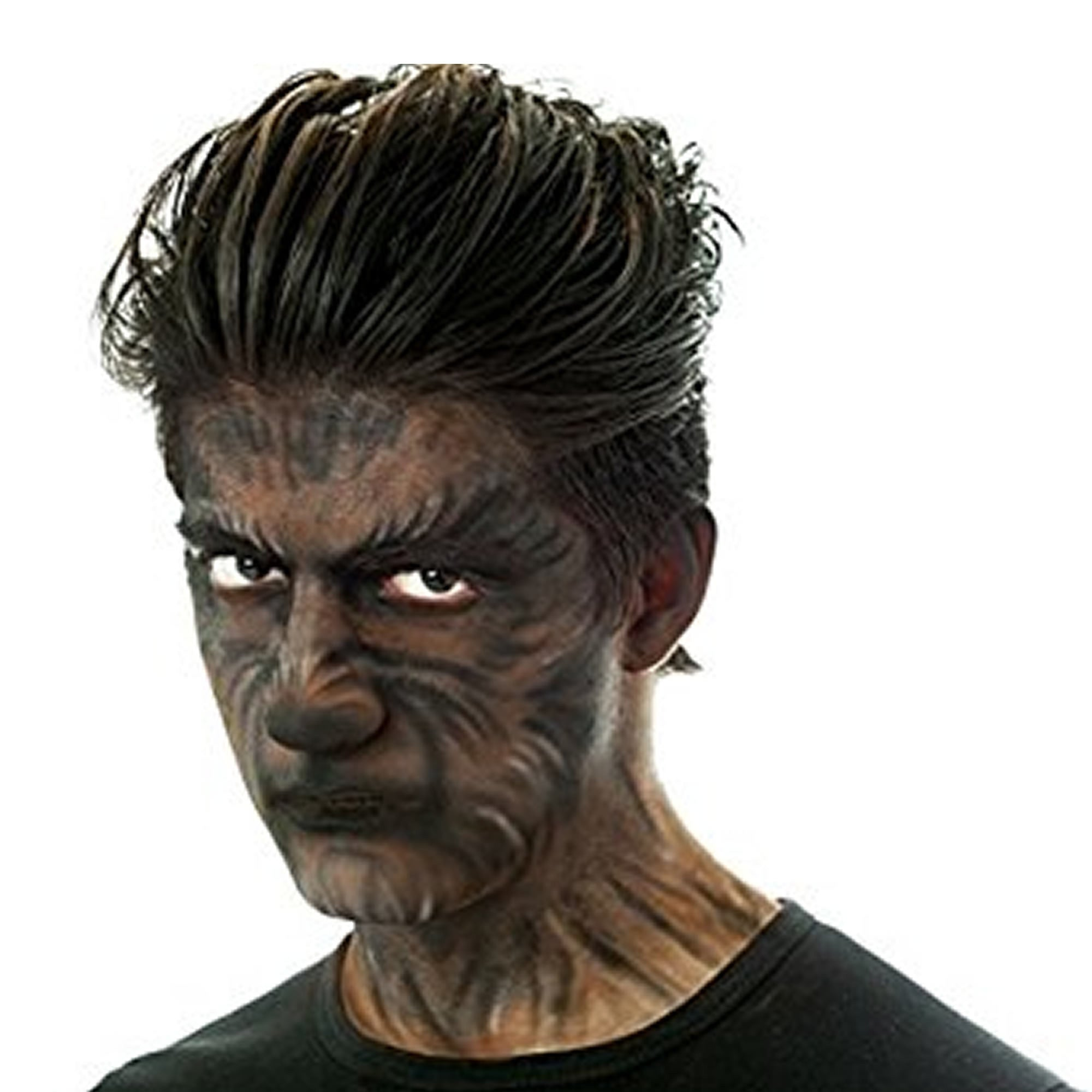 Woochie Latex Prosthetic Small Werewolf Nose - Red Carpet FX - Professional Makeup