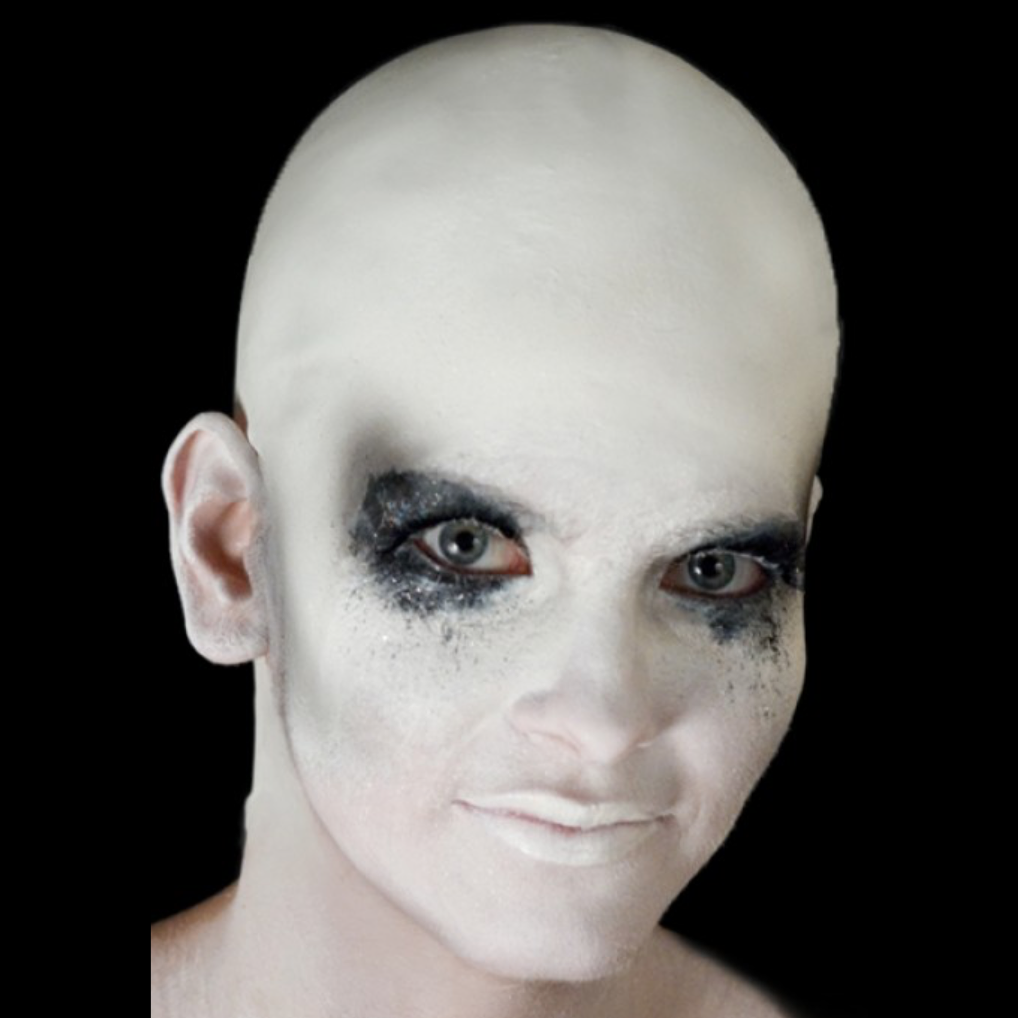 Woochie Latex Prosthetic White Bald Cap - Red Carpet FX - Professional Makeup