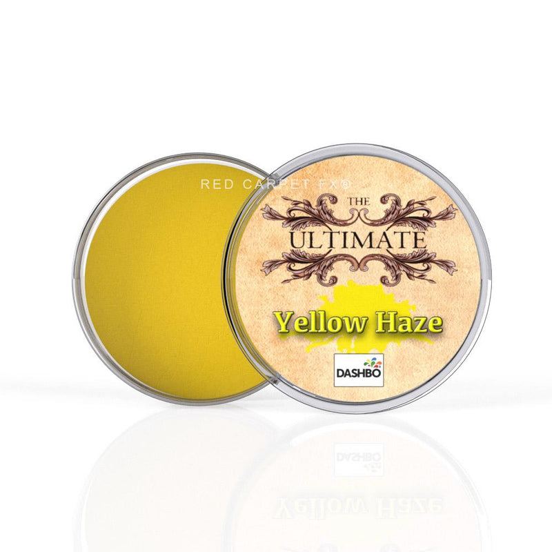 Dashbo Ultimate FX Colour Solo - Yellow Haze - Red Carpet FX - Professional Makeup