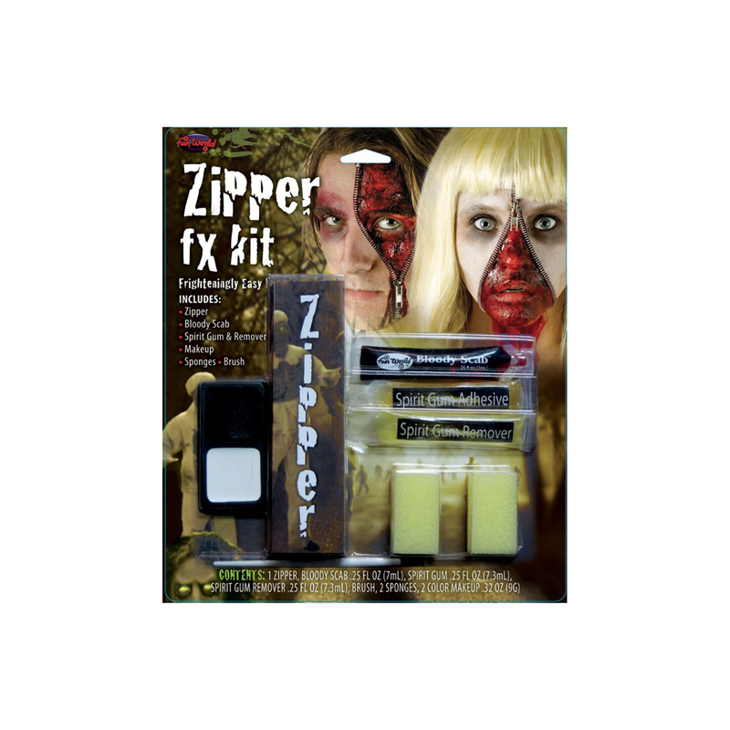 Fun World Zipper FX Kit