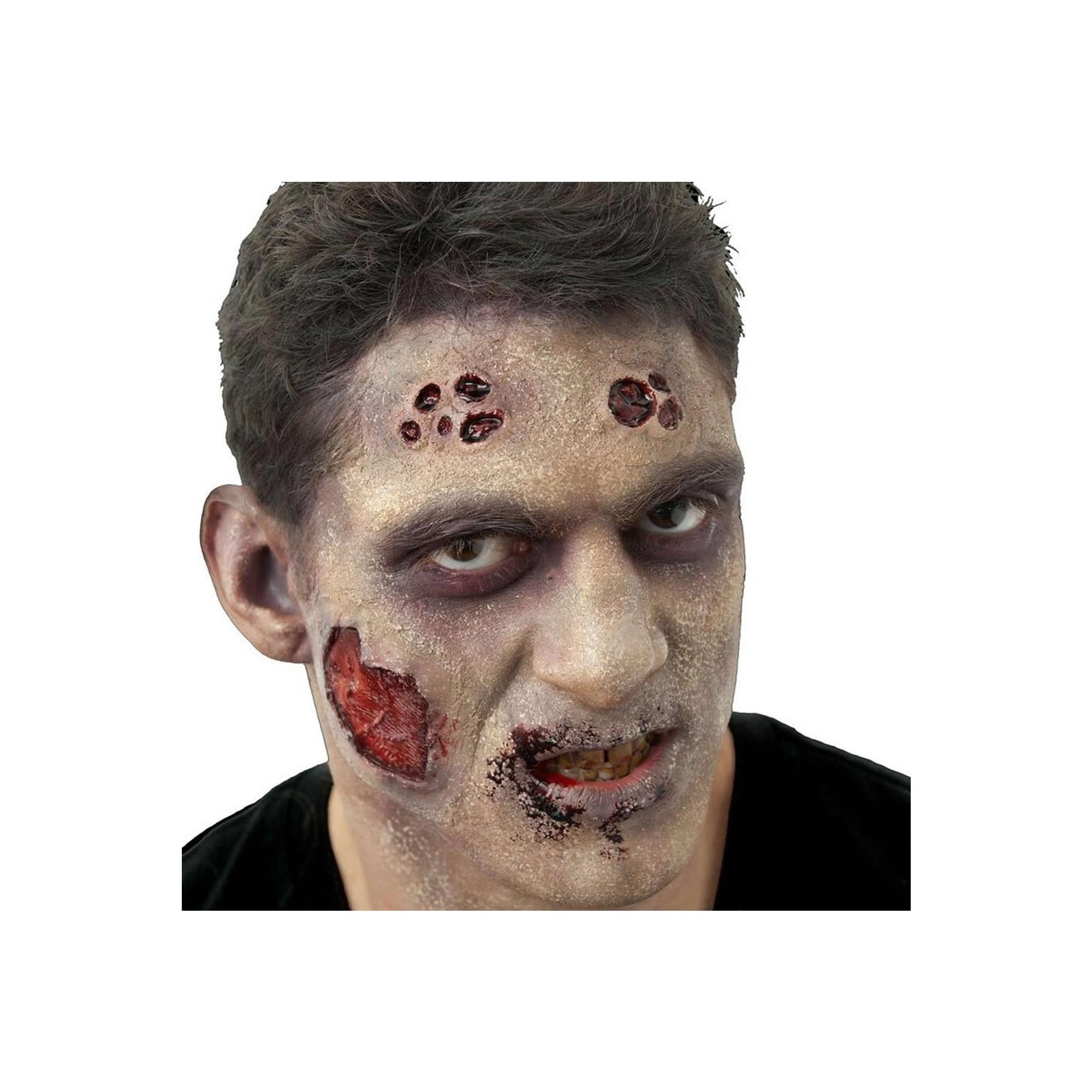Woochie Zombie (Male) Deluxe FX Makeup Kit