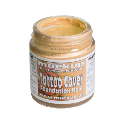 maekup Film & TV Tattoo Cover Gel
